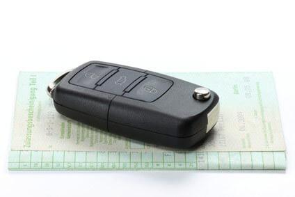 AVG Zwenkau Zulassung und Autoschlüssel